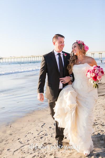 Sneak Peek Photos - Alex + Amanda at Scripps Seaside Forum by Rizza CW