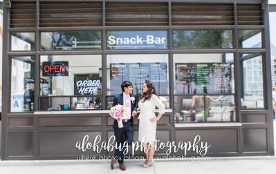 Donna + Jeffry | County Administration Wedding Photographer, AlohaBug Photography