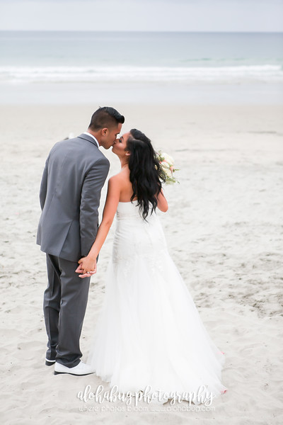 Carmen + Eddie's Wedding Day by Rizza CW