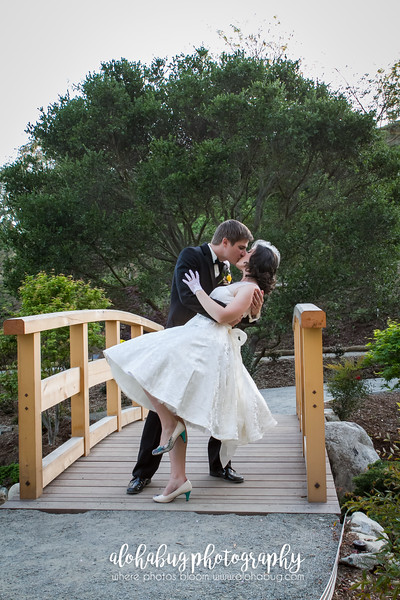 Kaitlin + Nick | Japanese Friendship Wedding Photographer, AlohaBug Photography