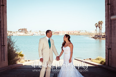 Connie + Tarrell | Del Mar Beach Wedding Photographer, AlohaBug Photography