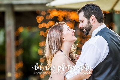Lindsay & Marc's Wedding Day - Their first dance, captured beautifully, showing their love for one another.