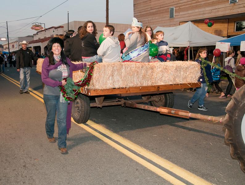 Lakeside Christmas on Maine - San Diego Photojournalist Ron Cook