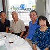 L to R :   Chi C. Mak, Joseph Chow, Lee & Rosy  King