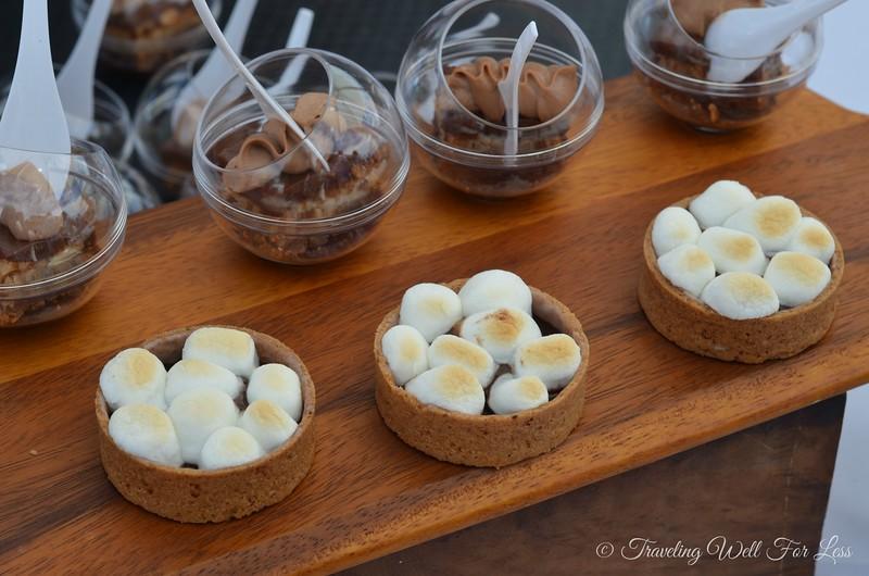 Vivace, Park Hyatt Aviara, dessert, San Diego Restaurant Week