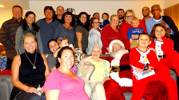 San Diego Santa Christmas Party 2016