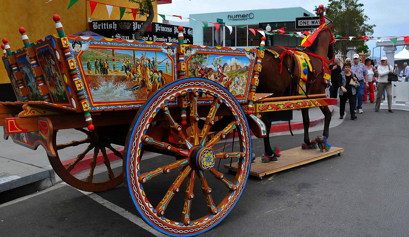 Sicilian Carriage 2011