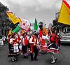 Sicilian Festival Procession