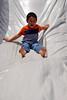 Boy on Slide, Children's Area Sicilian Festival 2011