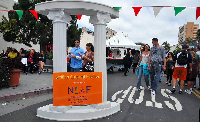 NIAF Sicilian Cultural Pavilion, Sicilian Festival 2011