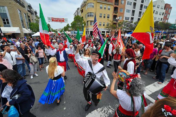 San Diego Sicilian Festival 2011