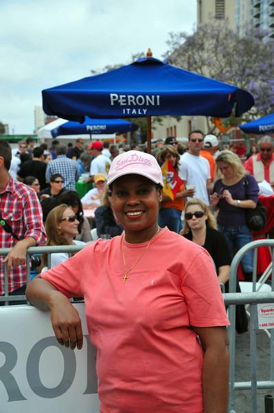 Peroni Beer Tent Sicilian Festival 2011