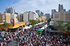 View on Sicilian Festival  from above