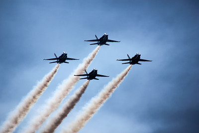 Blue Angels - 2016