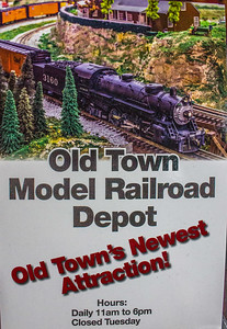 Model Railroad Depot - Pacific Photography Society - Feb 27, 2017