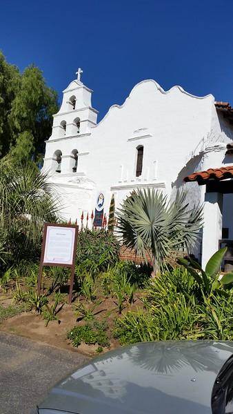 2015 - 12 - Mission San Diego