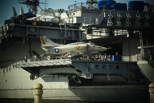 CV 41  USS Midway