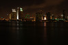 Downtown San Diego from Coronado Island.
