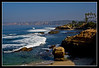 La Jolla Cove - very nice.  Real Estate is cheap around here! :)