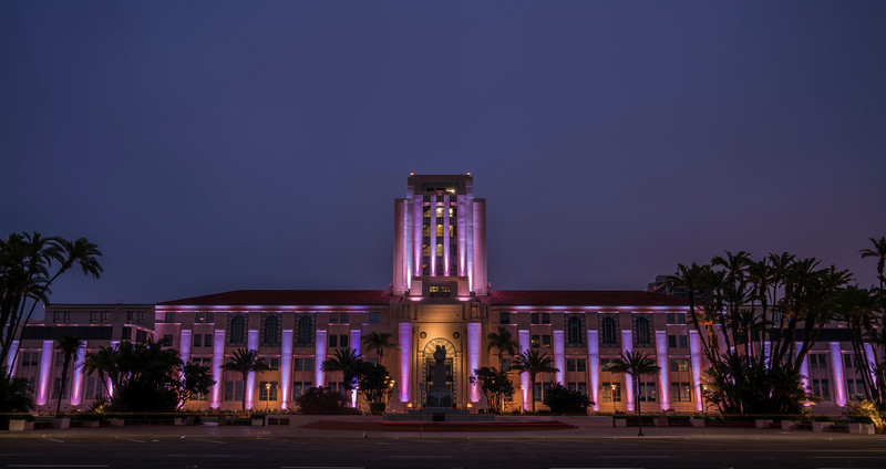 San Diego County Building