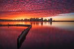 San Diego Epic Sunrise Landscape
