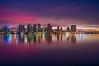 LE of San Diego Skyline