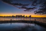 San Diego Before Sunrise