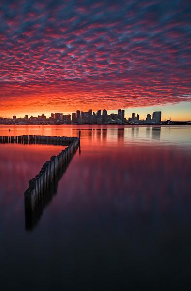 Epic San Diego Sunset