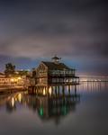 Hazy Pier Cafe