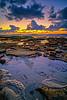 Sunset at La Jolla Tide Pools with a negative low tide<br /> 🔸 5 shot HDR, SNS-HDR | Lightroom<br /> 11▫27▫15