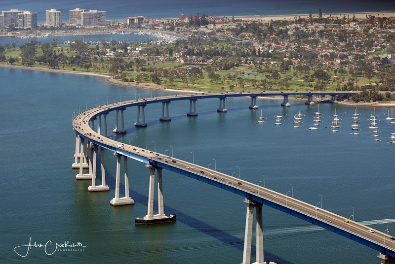 Coronado Bay Bridge #2