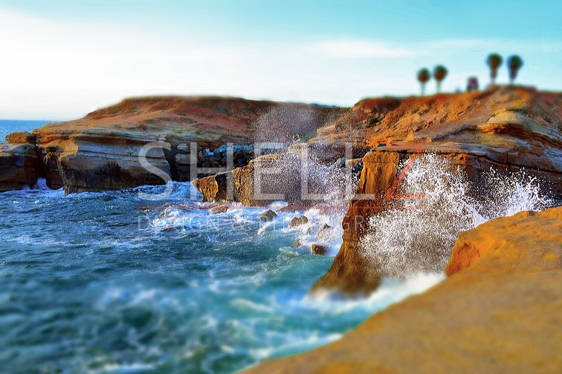 A Moment Missed - Sunset Cliffs