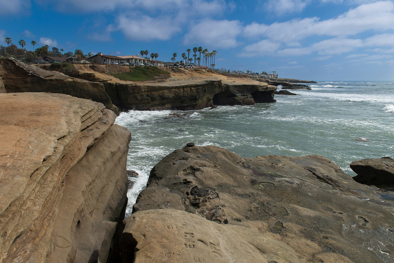 Sunset Cliffs #7
