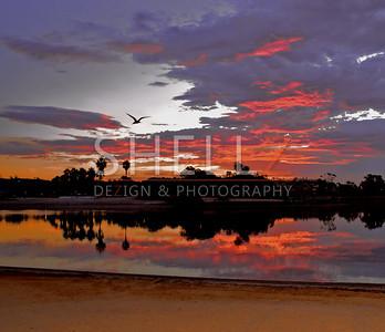 Fiesta Island Sunrise