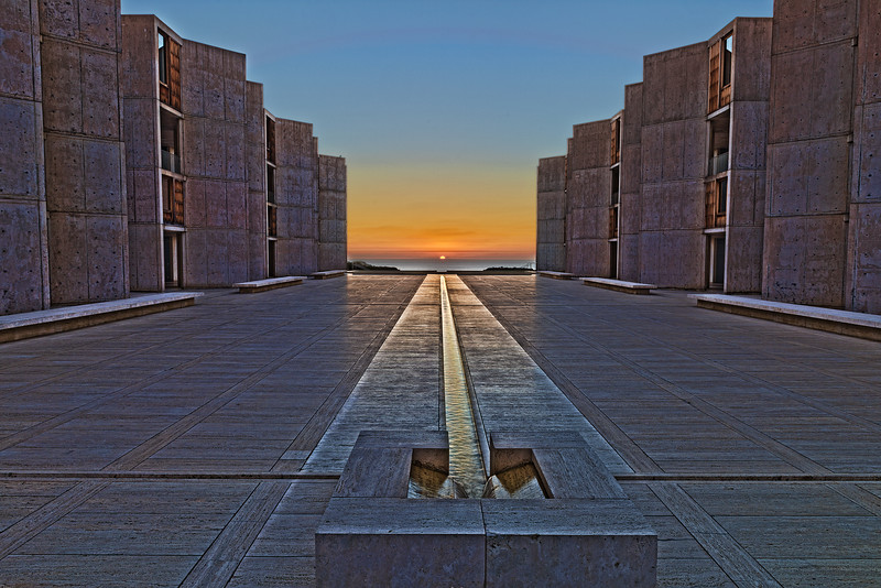 Salk Institute on Autumnal Equinox