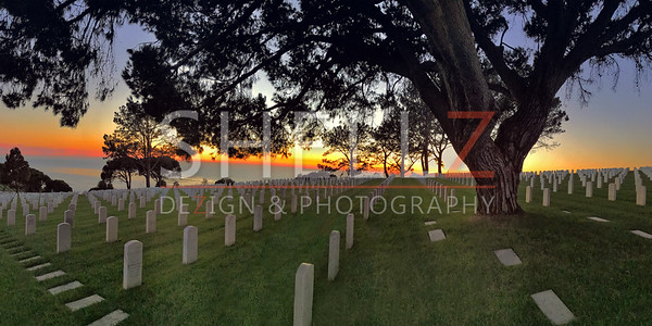 Promised Peace - Fort Rosecrans Cemetery