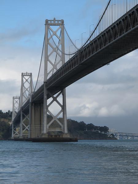 Bay Bridge.<br /> <br /> San Francisco.