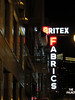 Britex Fabrics.<br /> <br /> San Francisco.