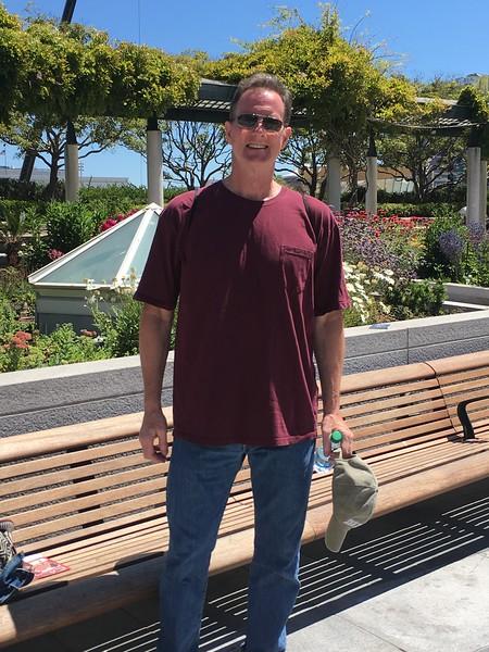 Me at Yerba Buena park