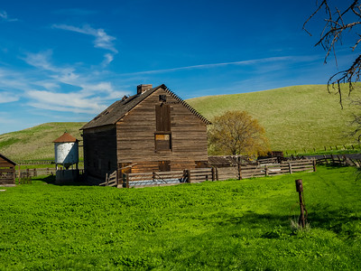 Somersville Road. Black Diamond Mines Regional Preserve. Antioch, CA, USA