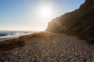Sunset. Half Moon Bay, CA