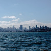 View of San Francisco from the Bay