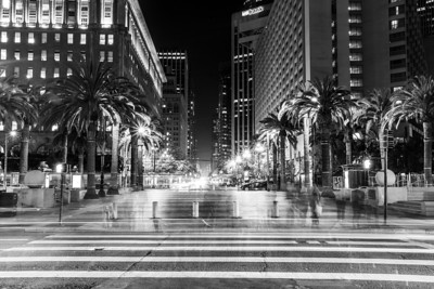 The Embarcadero. San Francisco, CA, USA