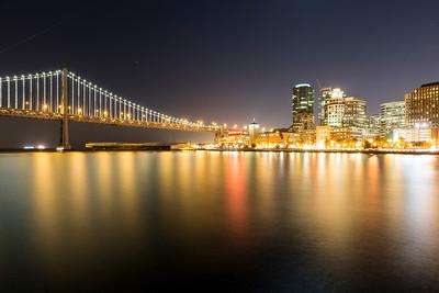 Pier 14 - San Francisco, CA, USA