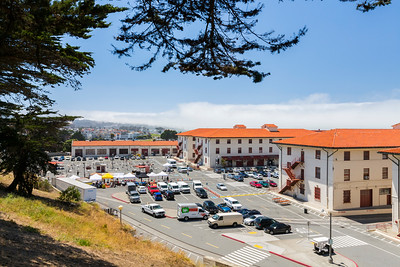 Fort Mason Center -  San Francisco, CA, USA