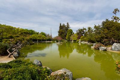 Japanese Friendship Garden (Kelley Park) - San Jose, CA, USA