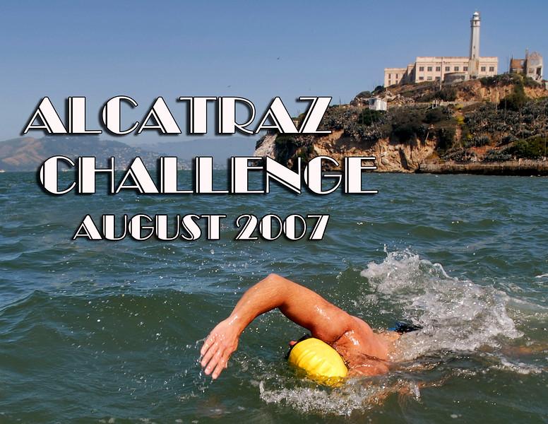 Alcatraz Challenge cover2