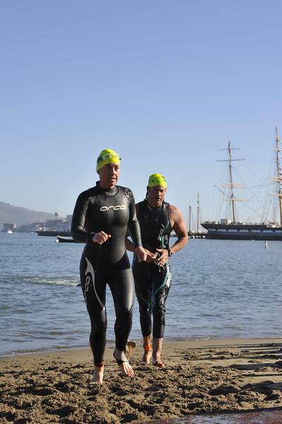 Centurion Swim 2008 Beach Shots 269