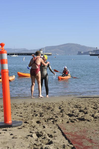 Centurion Swim 2008 Beach Shots 505