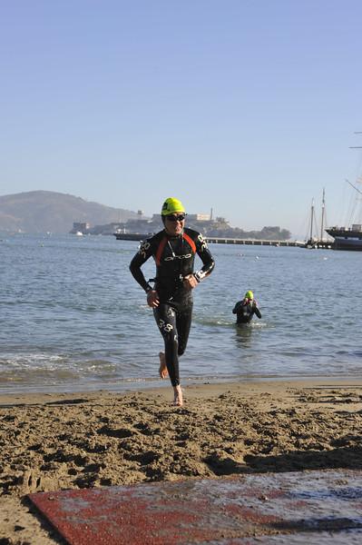 Centurion Swim 2008 Beach Shots 271